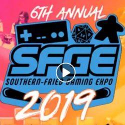 Imoto at SFGE 2019 Pre-Show
