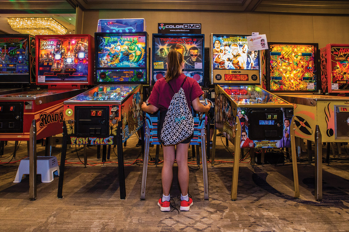 Pinball, Playstations, pro wrestling – SFGE 2019