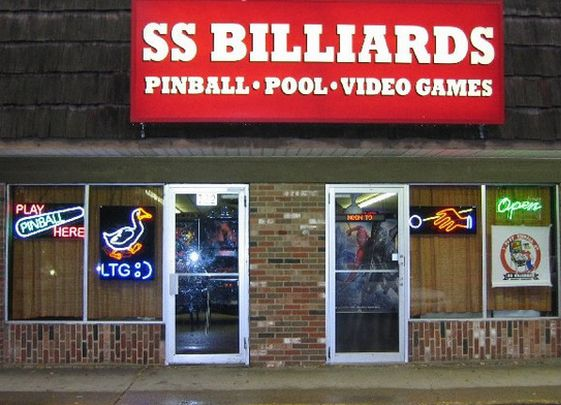 SSBilliards