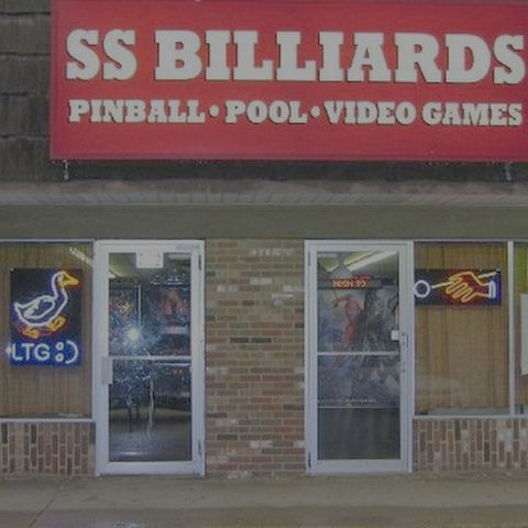 SS Billiards 2014 Refresh