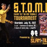 S. T. O. M. P. game line-up