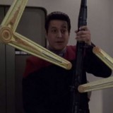 Pic of the day: Chakotay yearns.