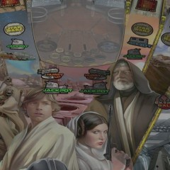 'Pauly' reviews Star Wars Pinball – A New Hope