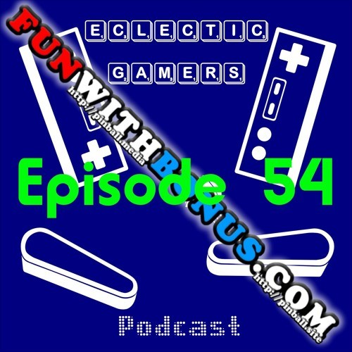 Eclectic Gamers Podcast – Eclectic Avenue