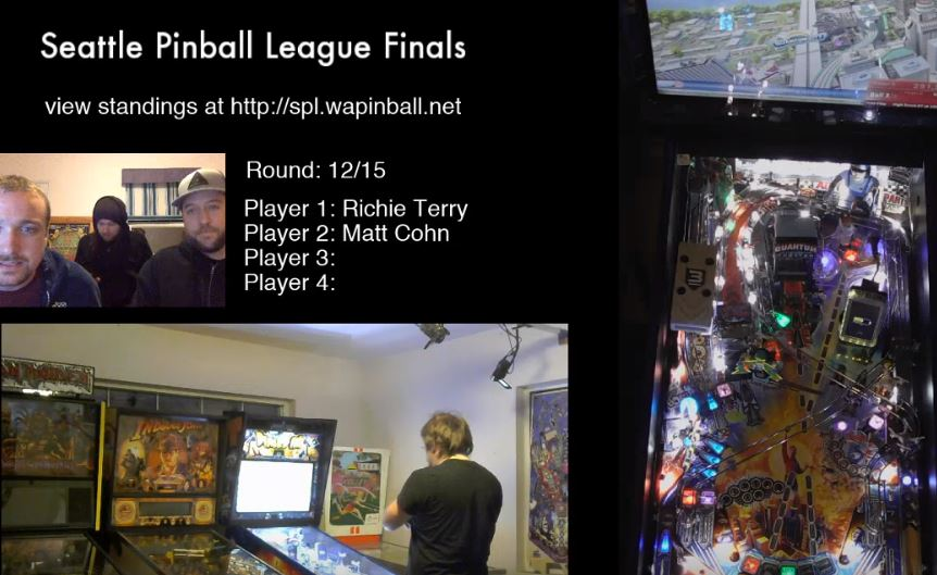 Seattle Pinball League Finals