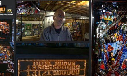 Slam Tilt: Johnny Mnemonic Spinner Millions / Double Hold Bonus Bug