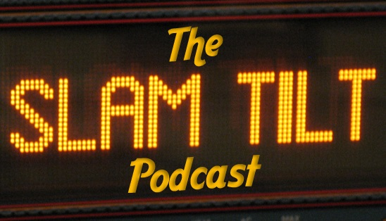 Slam Tilt 90: Up with the horns