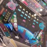 TAITO testing Head to Head Pinball game