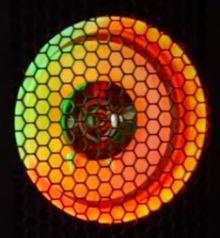Color Changing Speaker Lights