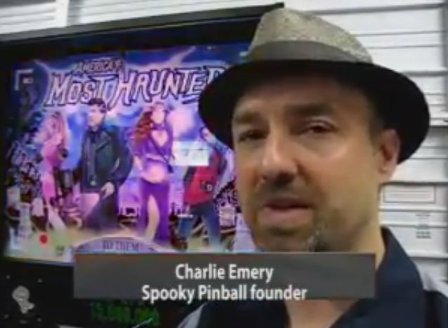 Pinball Profile: Charlie Emery of Spooky Pinball