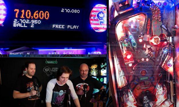Rob Zombie Beta Pinball Gameplay
