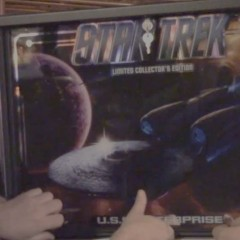 Star Trek LE Unboxing