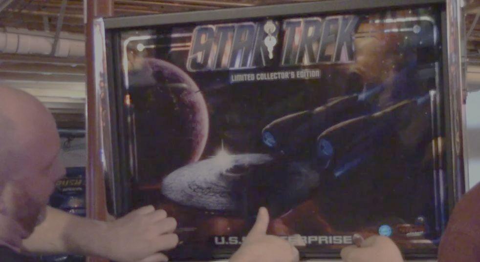 Star Trek LE Unboxing