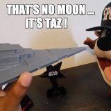 Star Wars Stern: One Lap
