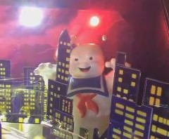 Facebook video clip of the day: Marshmallow Man Motion