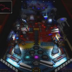 Floating around with Stern Pinball Arcade