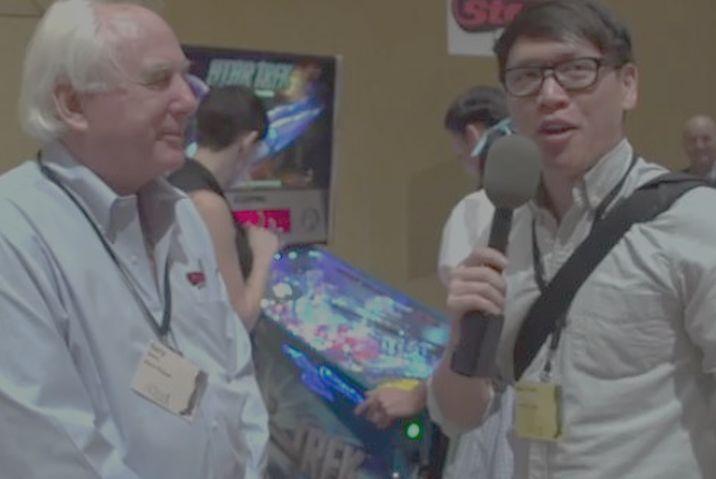 CES 2014: Modern Pinball Machines
