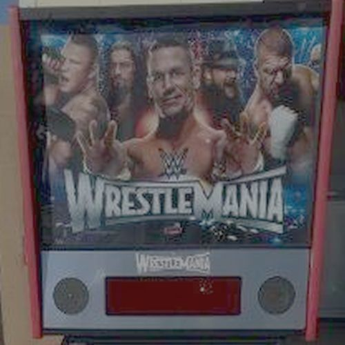 WRESTLEMANIA is STERN'S next title!