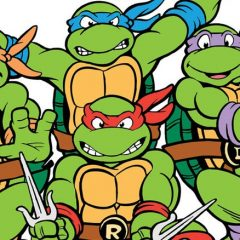 Teenage Mutant Ninja Turtles: The Official Leak