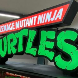 TMNT Pinball: Powder coating options
