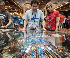 Texas Pinball Festival Takes Place in Frisco, Texas, March 16-18