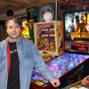 Alumni Spotlight: Pinball wizard Trent Augenstein makes a living doing what he loves most