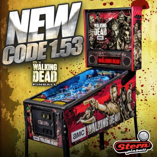 Update details from STERN Pinball