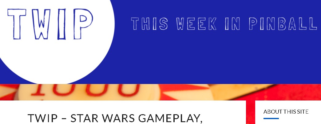 TWiP – Your Weekly Aggregation