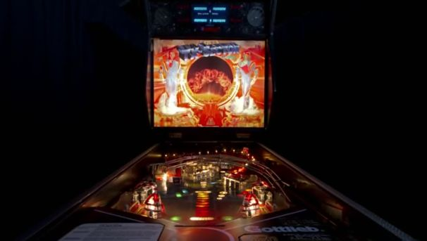 TX Sector is next for The Pinball Arcade!