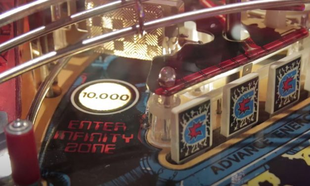 TX-Sector Pinball Review