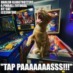 Cat Mode: Tap Pass