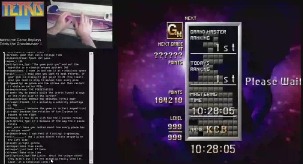 Tetris-TGM