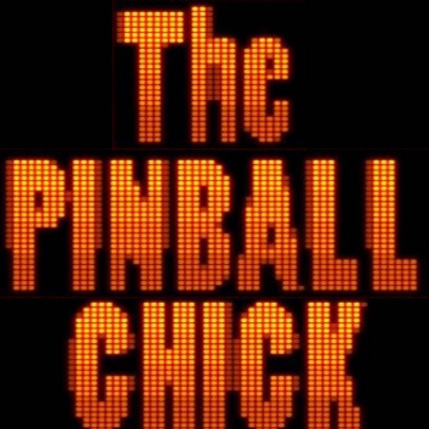 New Pinball Site: The Pinball Chick