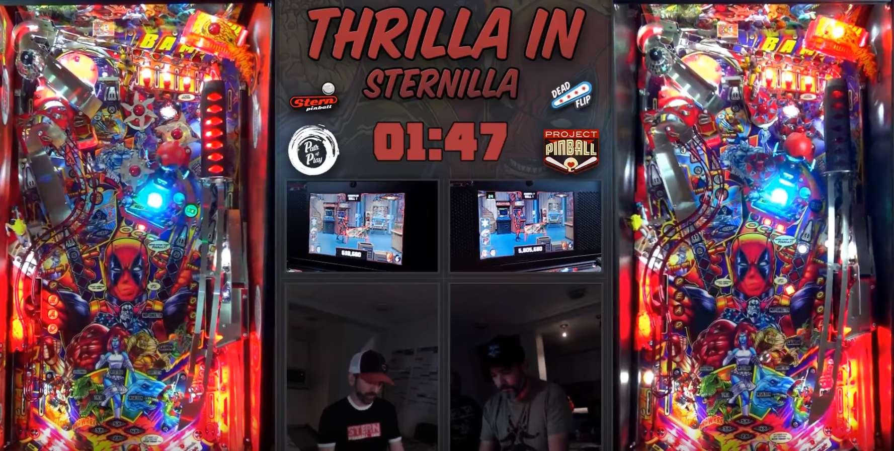 The Thrilla in Sternilla