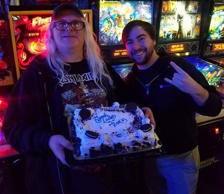 Tim Sexton Hired by Stern Pinball! The Stern Family Grows!