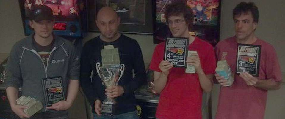 Northwest Pinball Championships 2012 – Champions Crowned