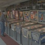The Pinball Man on the Pennsylvania Road