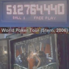 World Poker Tour World Championship [AKM Pinball]
