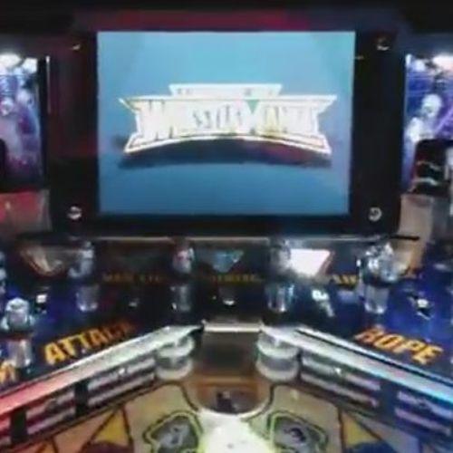 WWE LE Stern Gameplay