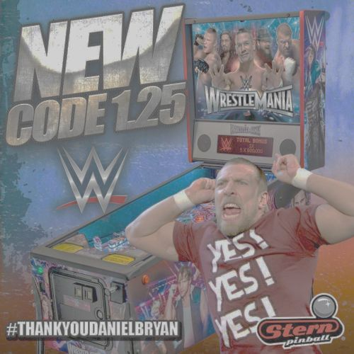 Yes! Yes! Yes! [WWE v1.25]