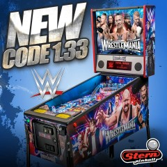 WWE V1.33 #TheresTheCode