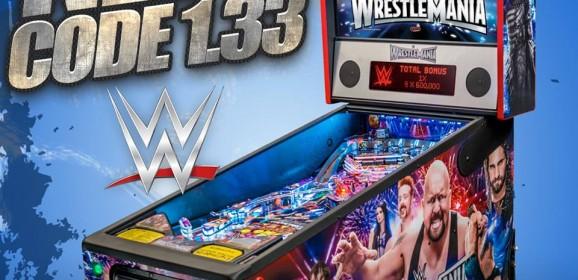 WWE V1.33 #TheresTheCode