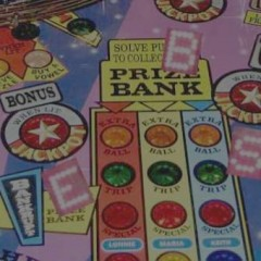 Hey, you know what would be awesome?! If the Wheel of Fortune pinball game…
