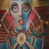 SIlverball Newsy News: Giant Art