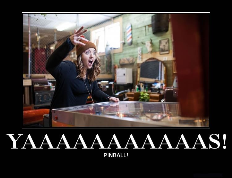 YAAS-Pinball