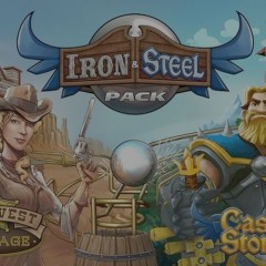Iron and Steel and Zen Pinball