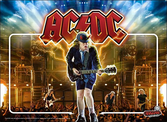 AC/DC: How to play. How to encore.
