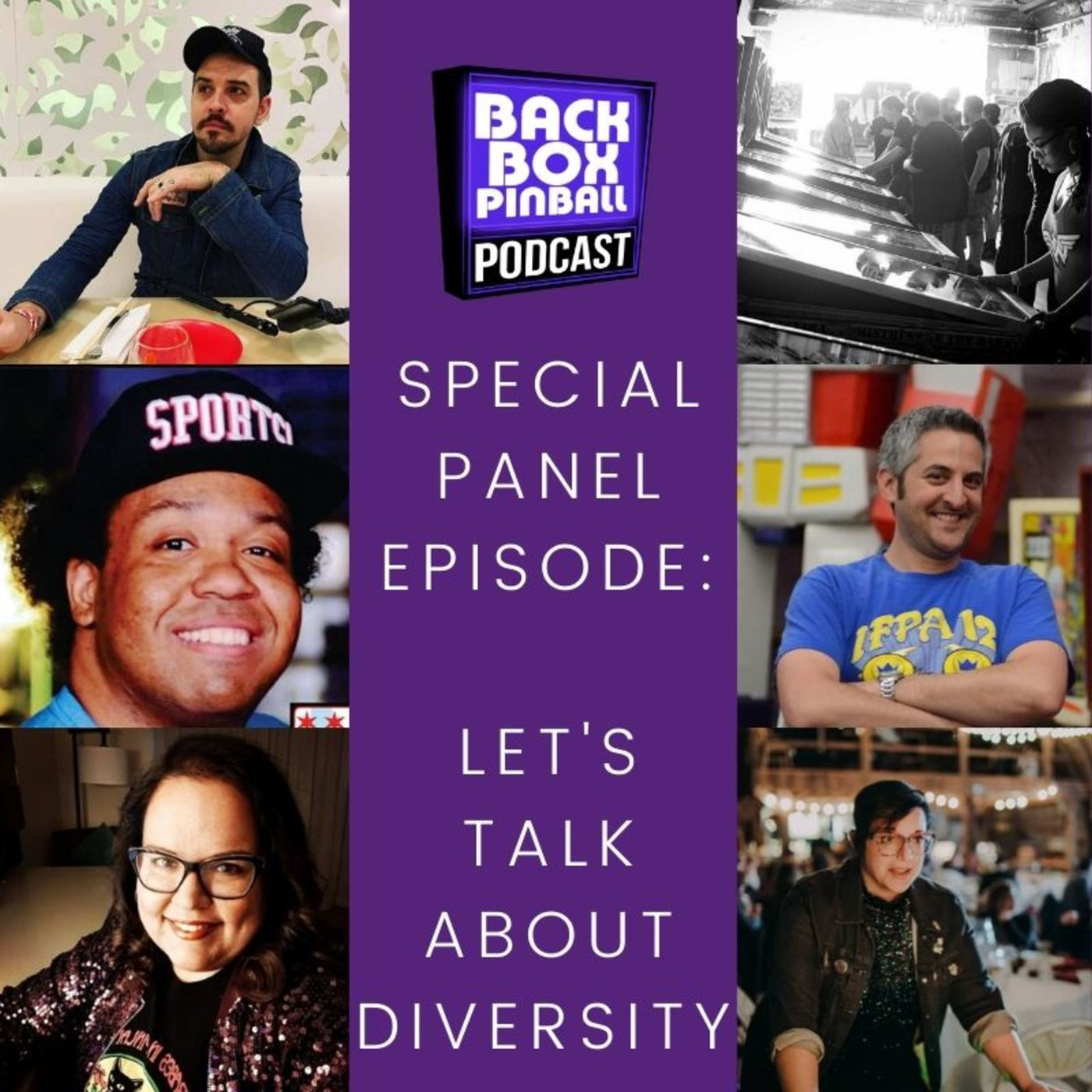 A special Backbox Pinball Podcast: Diversity Panel