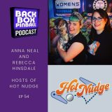 Backbox Pinball Podcast: Hot Nudge