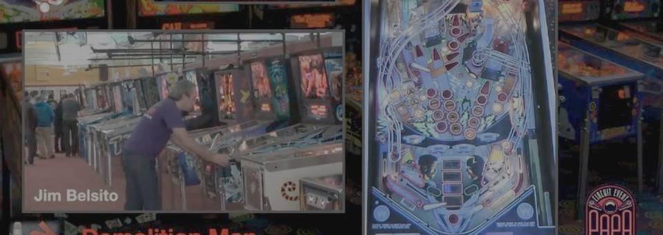 New Pinball Dictionary: Belsito